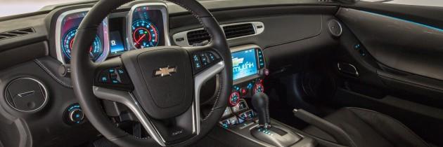 Chevrolet exhibió tecnología, diseño, robustez y performance en el Salón del Automóvil de Buenos Aires