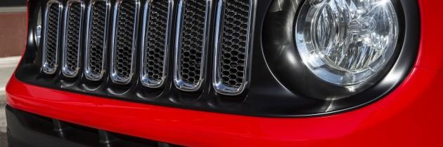 Jeep Renegade logra máxima calificación de cinco estrellas