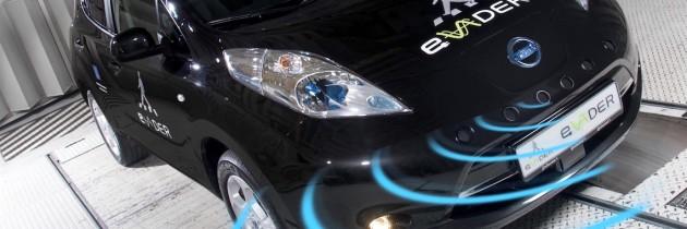 Nissan desarrolla un nuevo sistema de alerta audible de peatones para vehículos eléctricos