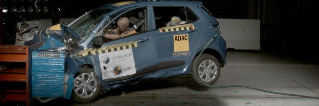 LATIN NCAP y el primer Ranking de Seguridad de fabricantes en América latina