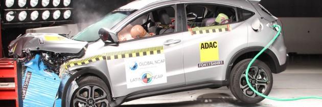 Latin NCAP presenta seis nuevos resultados