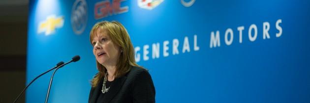 """Latin NCAP solicitó reunión a Mary Barra para """"alzar la voz por la Seguridad Vial"""""""