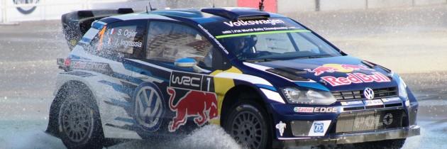 Volkswagen Argentina Street Rally, ni la lluvia.. ni el viento paro a los pilotos