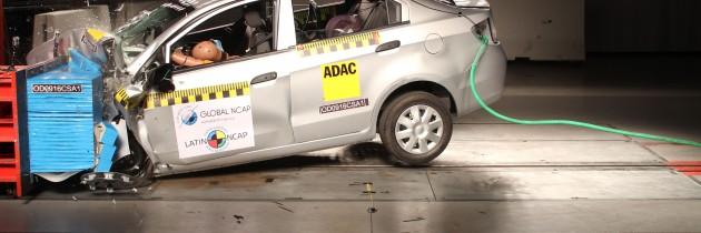 Latin NCAP: otro cero estrellas de Chevrolet decepcionante…