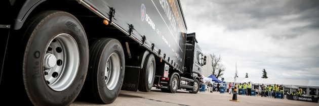Scania en busca del mejor conductor de Latinoamérica
