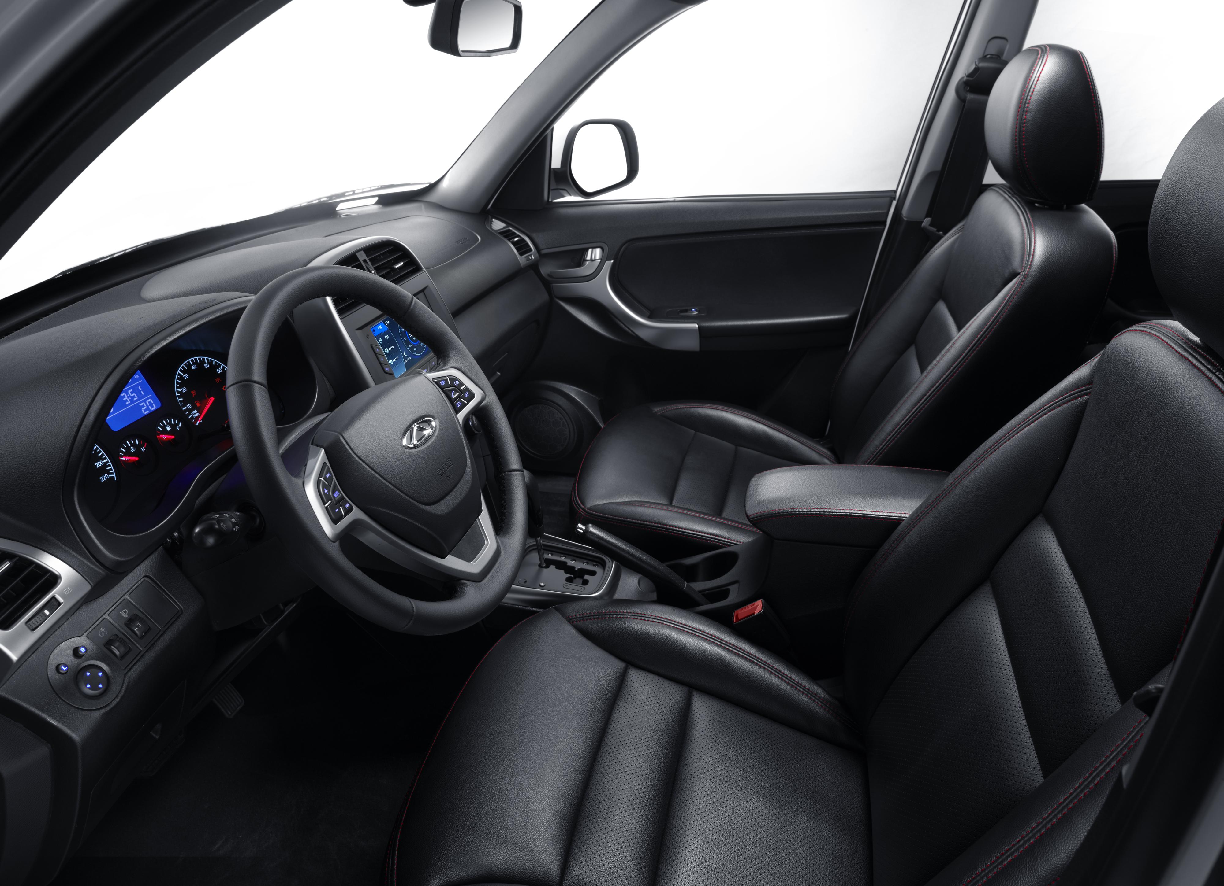 CHERY - Tiggo 3 (Foto 3 interior)