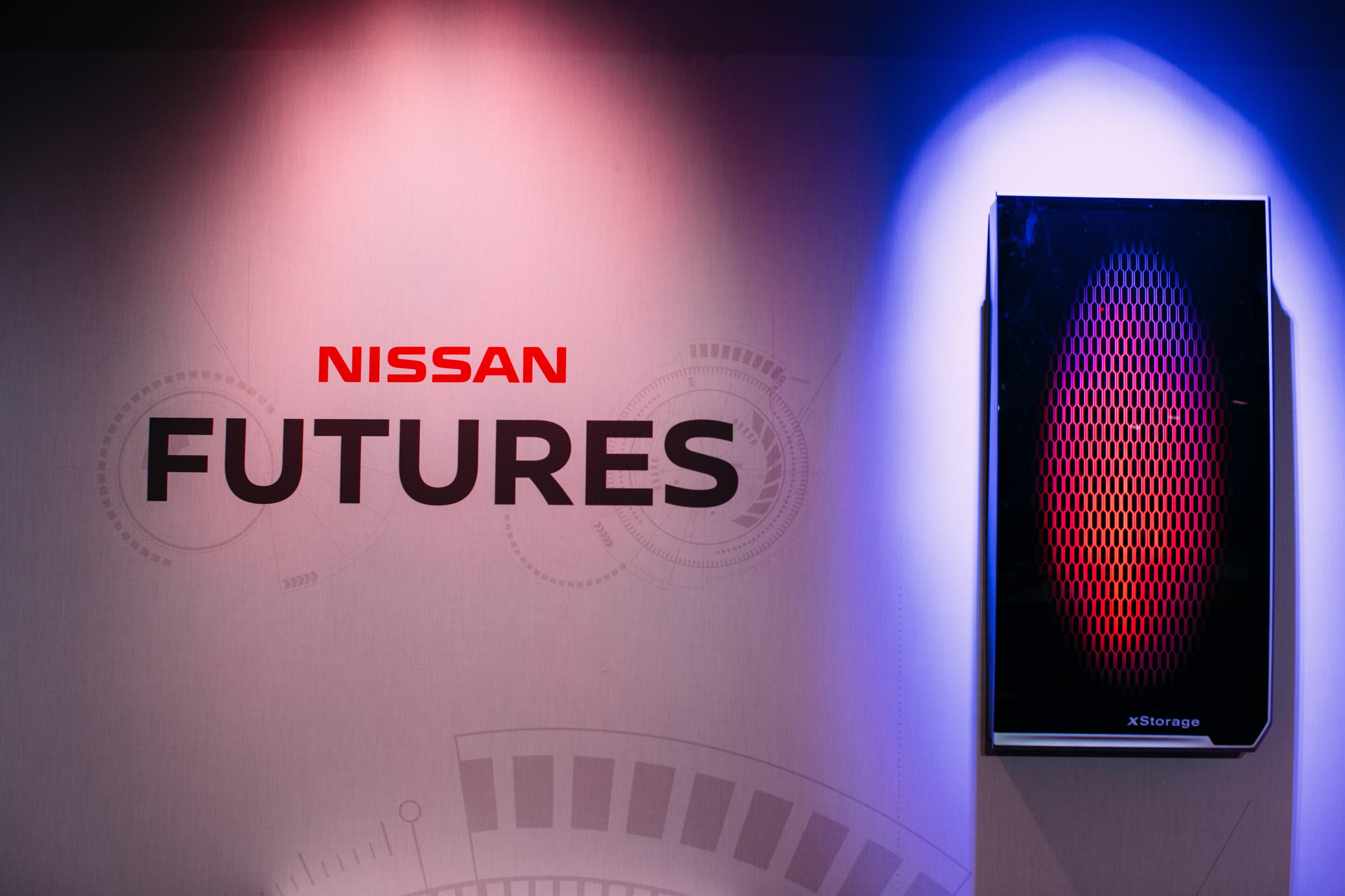 """xStorage es un nuevo y revolucionario sistema doméstico de almacenamiento de energía, el cual no sólo ofrecerá a las baterías de los vehículos eléctricos Nissan una """"segunda vida"""", sino que también supondrá una solución de almacenamiento energético totalmente integrada para los clientes."""