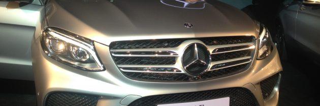 Mercedes Benz con su nueva linea de SUVs
