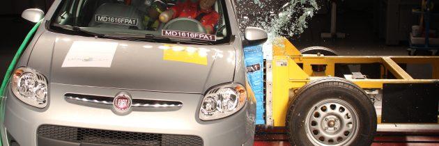 Latin NCAP: Primer modelo BYD probado obtiene cero estrellas y el Fiat New Palio cae a una estrella bajo el nuevo protocolo de evaluación