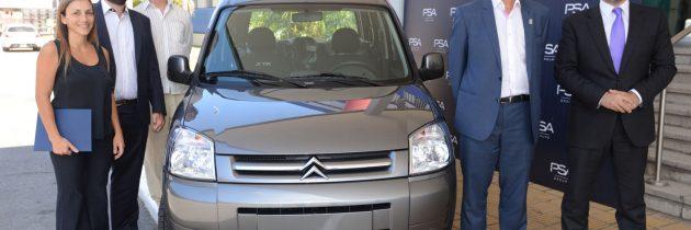 El Citroën Berlingo podrá adaptarse para personas con movilidad reducida